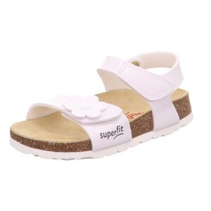 Superfit sandals FUSSBETTPANTOFFEL White - Superfit