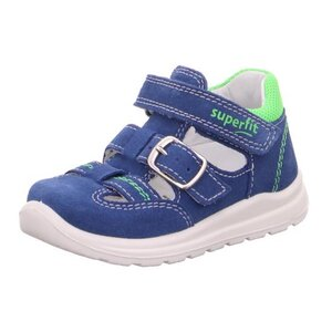 Superfit jalanõud Mel Blue/Lightgreen - Superfit