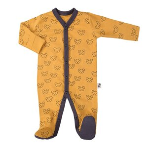 Nordbaby Footed sleepsuit ALEX - Nordbaby