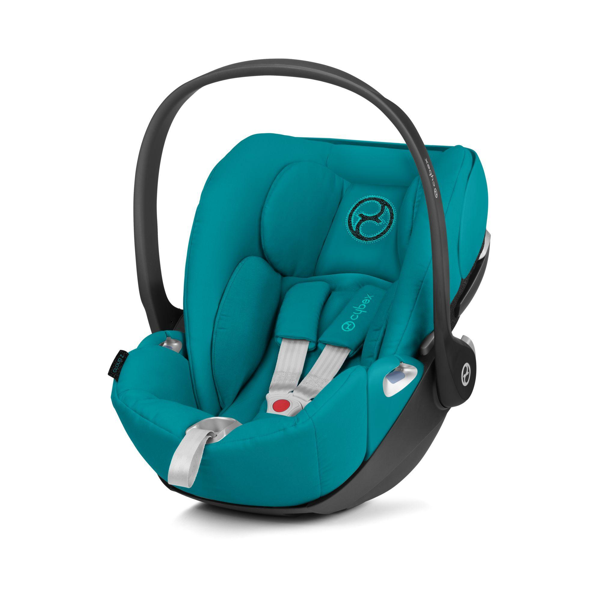 Cybex Cloud Z i-Size 45-87cm, River Blue - Cybex