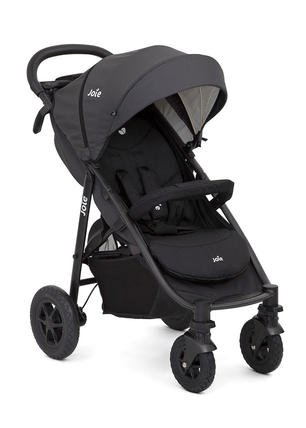 Joie Litetrax 4 S pushchair Coal - Joie