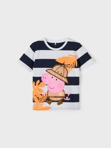 NAME IT krekls ar īsām piedurknēm Nmmpeppapig - NAME IT
